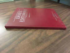 A Collection Ernie's Editorials Ernest W Johnson SIGNED Inscribed HC 1987