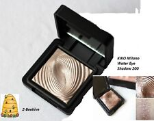 Kiko Milano Water Eye Shadow 200 Champagne Rose Gorgeous Shade