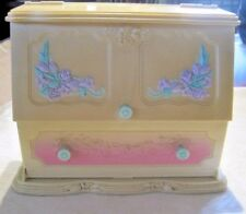 RARE Vintage Fairy Winkle Secret Treasures Jewel Box Fairy House Only '93 Kenner