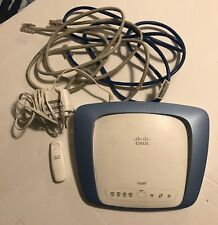 Cisco Valet M10 Wireless N Router - Cables & Easy Setup Key