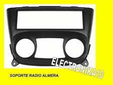 Soporte Marco Montaje Radio-Coche 1DIN Nissan Almera N16 a partir del 2001