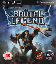Brutal Legend ~ PS3 (in Great Condition)