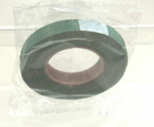 2 Reels of Moss Green Florist Floral Tape for stems