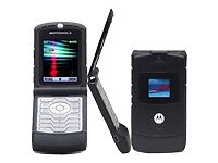 Motorola Razr V3 Camera Flip Phone (Unlocked) Bluetooth *6 Month Warranty*
