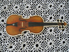 "Paper Violin Program Rubinoff 4"" Fun Vintage"