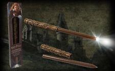 Harry Potter Official Illuminating Light Up Wand Pen Hermione Granger Brand New
