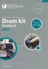 LCM DRUM KIT HANDBOOK Grades 7 & 8 Book & CD*