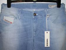 DIESEL GRUPEE super slim skinny fit jeans wash 0660I W31 L32