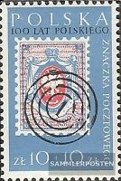 Polonia 1177 (edición completa) nuevo 1960 exposicion de sellos
