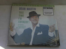 NEW & SEALED MFSL-DEAN MARTIN/THIS TIME I'M SWINGIN'!  - MOFI LTD EDITION CD