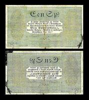 Noruega -  2x 1 Speciedaler - Edición 1845 - 1849  Reproducción 13