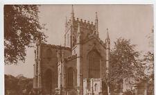 VINTAGE POSTCARD OF DUNFIRMLINE ABBEY FIFE SCOTLAND POSTED 1913