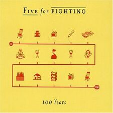 Five for Fighting - 100 Years Rare Maxi Single CD 2003 New