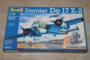 Revell 04655 Dornier Do 17 Z-2 1:72 NEU mit OVP