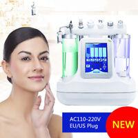 Hydra Dermabrasion Aqua Peel Clean Skin Care BIO light RF Beauty Machine 6 in 1