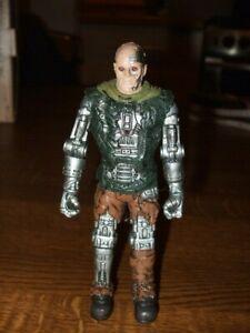 "Terminator Salvation T-600 Marcus 5"" Action Figure Playmates 2009"