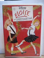 Disney presents: ELOISE AT CHRISTMASTIME (DVD, 2004)