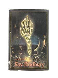 Something Wicked This Way Comes Ray Bradbury HC DJ BCE VG 2001