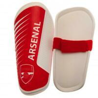 Official ARSENAL FC Football SHIN PADS Guards Youths Average 10 to 13 years