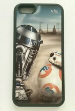 R2-D2 & BB-8 Star Wars Custom Artist Graphic Apple iPhone 6 PLUS Skin Cover Case