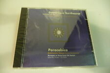 DOMINIQUE BARTHASSAT PARACELSICA CD NEUF EMBALLE.CONTEMPORARY