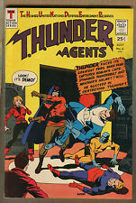 "Thunder Agents - ""Double for Dynamo"" - #6 (9.0) 1966"