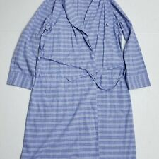 Polo Ralph Lauren thin bathrobe - S/M - Blue