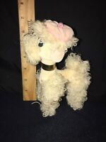 Vintage 1960'S R. Dakin Female Dream Pets French Poodle With PINK Beret - JAPAN
