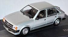 Opel Kadett D 1979-84 plata plata metálico 1:43 Designer Serie Hans Seer