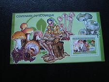 GUINEE - timbre yvert et tellier bloc n° 378 nsg (Z11) stamp guinea