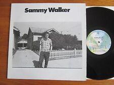RARE VINYL LP 33T  SAMMY WALKER 1976 USA 1ST PRS UNPLAYED PSYCH FOLK BLUES MINT