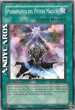 Padronanza del Potere Magico ☻ Comune ☻ SDSC IT020 ☻ YUGIOH ANDYCARDS