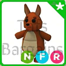 Roblox Adopt Me! Neon Fly Ride Kangaroo (NFR) LEGENDARY PET