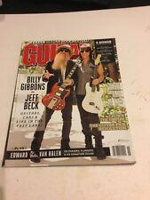 Guitar World Billy Gibson And Jeff Beck November 2014