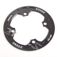 FOURIERS CNC BCD104 Mountain Bike Bash Guard for 30-40T Bicycle Chainring DX002