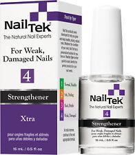 NAIL TEK XTRA 4 For Weak, Damaged Nails 0.5 OZ