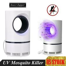 ELectric Mosquito Killer Lamp UV Insect Zapper Fly Bug Repellent Trap USB 110V