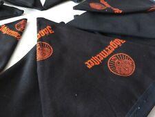 Fabric Bunting Handmade Jagermeister Alternative Black Festival/Camping/Home Bar