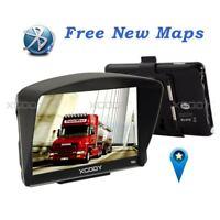 XGODY 5'' GPS Navigator Navigazione Sistema Bluetooth Per auto camion Mappa 8GB
