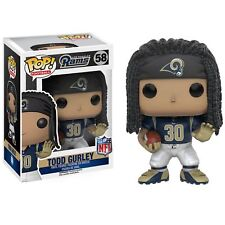 Funko Pop NFL Football Wave 3 Los Angeles Rams - Todd Gurley Vinyl Action Figure