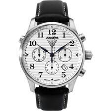 Mechanisch - (automatische) Armbanduhren im Flieger-Stil mit Chronograph
