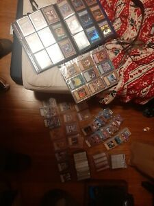 Large Lot Of Yugioh Cards