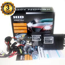 HID Xenon 55W 75W 100W H1 H3 H7 H11 H13 9005 9006 Headlight Conversion Kit