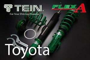 Tein Flex A Coilovers - Fits Toyota GT86 2012-2016