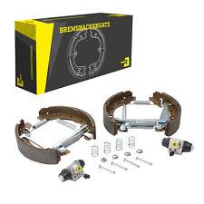 Bremsbacken Bremsbackensatz Hinten + Radbremszylinder & Zubehör Audi Seat VW
