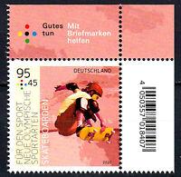 3543 postfrisch Ecke Eckrand rechts oben BRD Bund Deutschland Jahrgang 2020