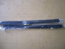 RENAULT 5 GT TURBO NEW OE GENUINE FRONT BUMPER STRIPS NOT CHEAP COPIES