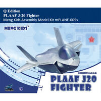 Meng Kids mPLANE-005s PLAAF J-20 Fighter Q Edition Plastic Assembly Model