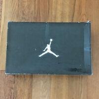 Air Jordan 13 Retro Shoe Box BLACK/ALTITUDE GREEN BOX ONLY - GUC
