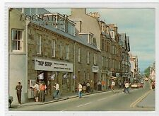 HIGH STREET, FORT WILLIAM: Inverness-shire postcard (C18998)